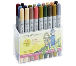 Copic Ciao marker 20-delig Love