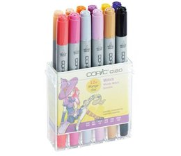 Copic Ciao marker 12-delig Witch