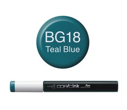 Copic inktflacon Copic inktflacon BG18 Teal Blue