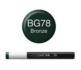 Copic inktflacon Copic inktflacon BG78 Bronze
