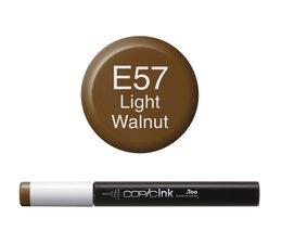 Copic inktflacon Copic inktflacon E57 Light Walnut