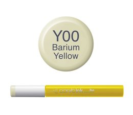 Copic inktflacon Copic inktflacon Y00 Barium Yellow