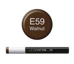 Copic inktflacon Copic inktflacon E59 Walnut