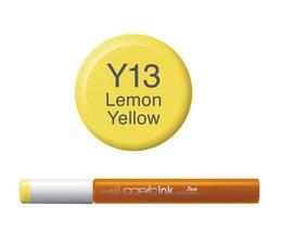 Copic inktflacon Copic inktflacon Y13 Lemon Yellow