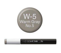 Copic inktflacon Copic inktflacon W5 Warm Gray 5