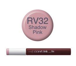 Copic inktflacon Copic inktflacon RV32 Shadow Pink