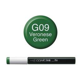 Copic inktflacon Copic inktflacon G09 Veronese Green