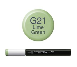 Copic inktflacon Copic inktflacon G21 Lime Green