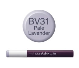 Copic inktflacon Copic inktflacon BV31 Pale Lavender