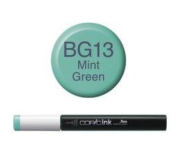 Copic inktflacon Copic inktflacon BG13 Mint Green