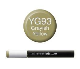 Copic inktflacon Copic inktflacon YG93 Grayish Yellow