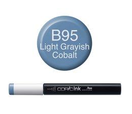 Copic inktflacon Copic inktflacon B95 Light Grayish Cobalt