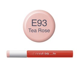 Copic inktflacon Copic inktflacon E93 Tea Rose