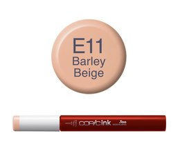 Copic inktflacon Copic inktflacon E11 Barley Beige