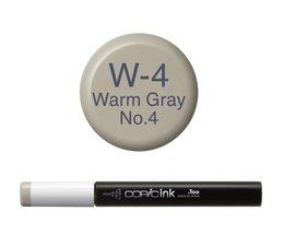 Copic inktflacon Copic inktflacon W4 Warm Gray 4