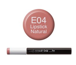 Copic inktflacon Copic inktflacon E04 Lipstick Naturel