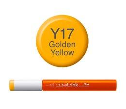 Copic inktflacon Copic inktflacon Y17 Golden Yellow