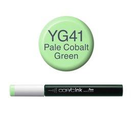 Copic inktflacon Copic inktflacon YG41 Pale Cobalt Green