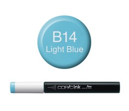 Copic inktflacon Copic inktflacon B14 Light Blue