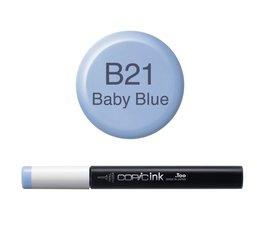 Copic inktflacon Copic inktflacon B21 Baby Blue