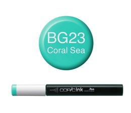 Copic inktflacon Copic inktflacon BG23 Coral Sea