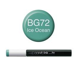 Copic inktflacon Copic inktflacon BG72 Ice Ocean