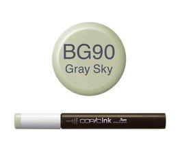 Copic inktflacon Copic inktflacon BG90 Gray Sky