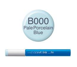 Copic inktflacon Copic inktflacon B000 Pale Blue Porcelain
