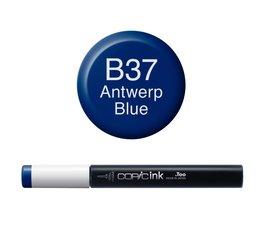Copic inktflacon Copic inktflacon B37 Antwerp Blue