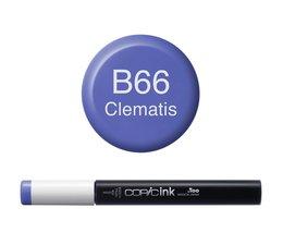 Copic inktflacon Copic inktflacon B66 Clematis