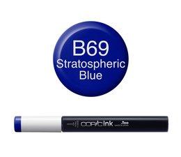 Copic inktflacon Copic inktflacon B69 Stratospheric Blue