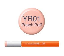 Copic inktflacon Copic inktflacon YR01 Peach Puff