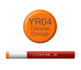 Copic inktflacon Copic inktflacon YR04 Chrome Orange