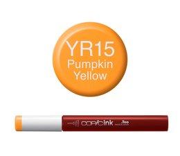 Copic inktflacon Copic inktflacon YR15 Pumpkin Yellow