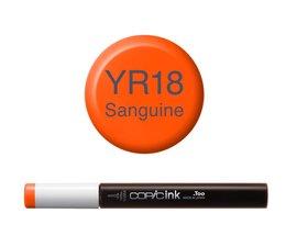Copic inktflacon Copic inktflacon YR18 Sanguine