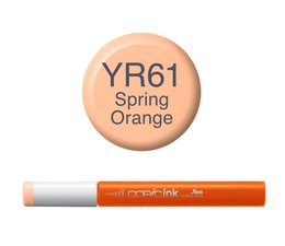 Copic inktflacon Copic inktflacon YR61 Spring Orange