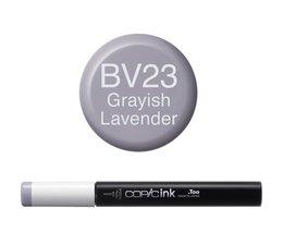 Copic inktflacon Copic inktflacon BV23 Grayish Lavender