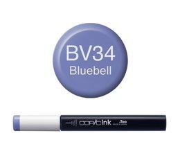Copic inktflacon Copic inktflacon BV34 Bluebell