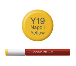 Copic inktflacon Copic inktflacon Y19 Napoli Yellow