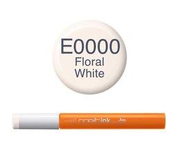 Copic inktflacon Copic inktflacon E0000 Floral White
