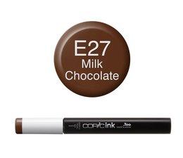 Copic inktflacon Copic inktflacon E27 Milk Chocolate