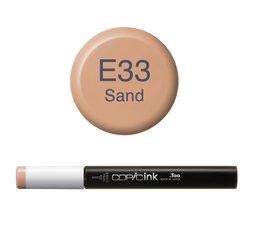 Copic inktflacon Copic inktflacon E33 Sand