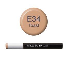 Copic inktflacon Copic inktflacon E34 Toast