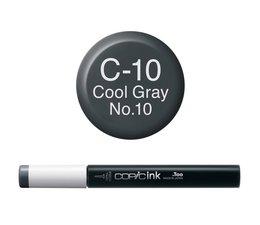 Copic inktflacon Copic inktflacon C10 Cool Gray 10