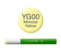 Copic inktflacon Copic inktflacon YG00 Mimosa Yellow