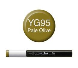 Copic inktflacon Copic inktflacon YG95 Pale Olive