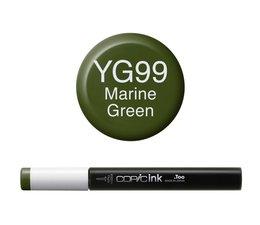 Copic inktflacon Copic inktflacon YG99 Marine Green