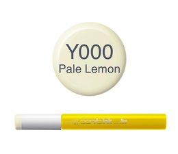 Copic inktflacon Copic inktflacon Y000 Pale Lemon