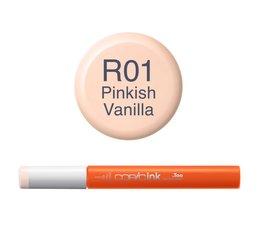 Copic inktflacon Copic inktflacon R01 Copic inktflacon Pinkish Vanilla