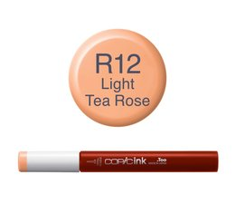 Copic inktflacon Copic inktflacon R12 Light Tea Rose